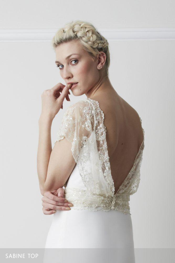 Charlie_Brear_Sabine_Top - Brautmode, Hochzeitsmode, Hochzeitskleider, Brautkleider, Brautmoden, Hochzeitsmoden, Rosenheim, Traunstein, Salzburg